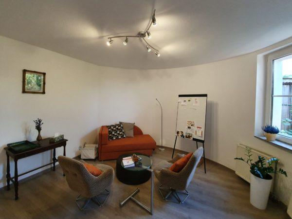 Párterápiás szoba Győr Ménfőcsanak