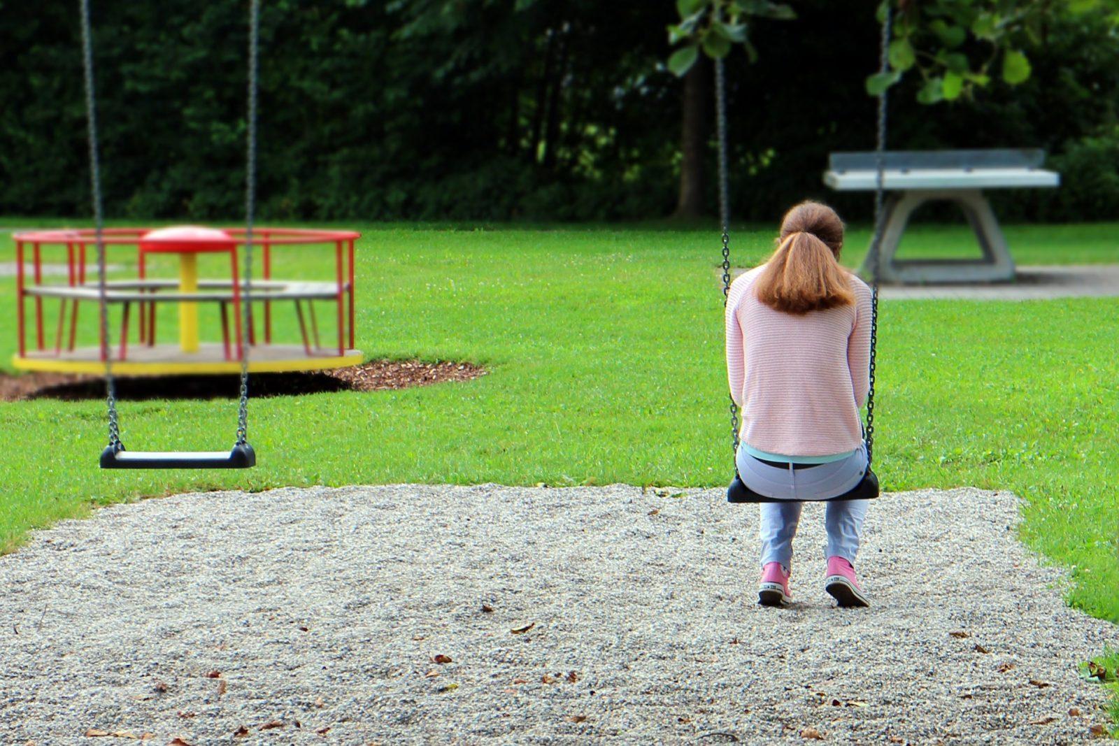 magányos lány